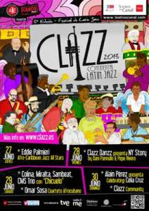 clazz continental latin jazz