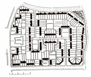 Letchworth_Manzanas bloques y casas