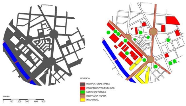trama urbana pdp